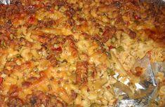 Macaroni au gratin - Haitian macaroni & cheese recipe