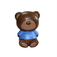 Printed Baby Bear Stress Toys