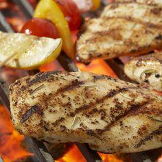 Get Mediterranean flavor in this easy chicken recipe.