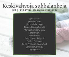 Vaihtoehtoiset sukkalangat – millä korvata ohjeessa mainittu lanka? – Neulovilla Arwen, Letter Board, Slippers, Lettering, Personalized Items, Socks, Slipper, Drawing Letters, Sock