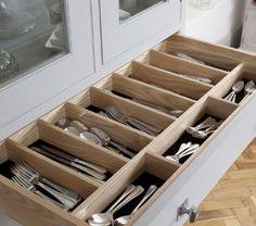 Cutlery insert from Hayburn& Co