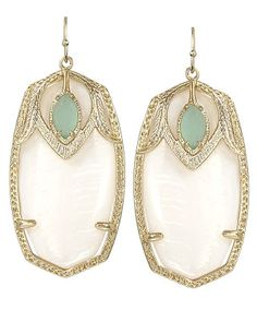 Kendra Scott- Darby earrings