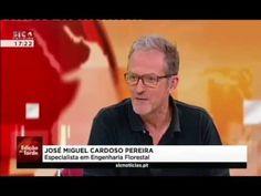 Professor José Miguel Cardoso Pereira na Edição da Tarde da SIC NOTÍCAS, dia 10…