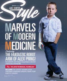 Style Magazine September 2014