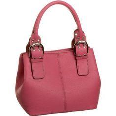 73da70e4eff7 Pink Tignanello French Tote