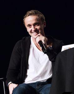 Tom Felton at Salt Lake Comic Con