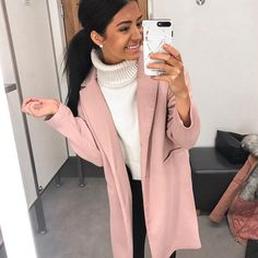 Classy Going Out Outfits, Cute Casual Outfits, Work Outfits, Casual Street Style, Street Style Women, Street Styles, Winter Fashion Outfits, Fall Winter Outfits, High Fashion