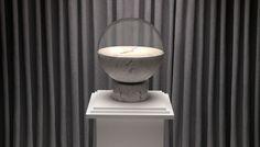 Lee Broom Globe Table Lamp