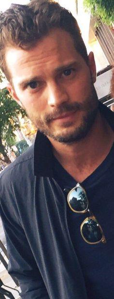 So freaking gorgeous Christian Grey, Jamie Dornan, Mr Grey, Fifty Shades Of Grey, 50 Shades, Dakota Johnson Movies, Irish Men, Perfect Man, Movies