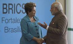 Índia terá presidência do banco do Brics - Jornal O Globo  Read more: http://oglobo.globo.com/economia/india-tera-presidencia-do-banco-do-brics-13265425#ixzz37eIKL8bK