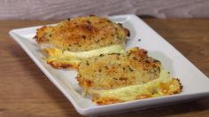 Baked stuffed slices-Fettine farcite al forno Recipe Baked stuffed slices: If you love meat main courses, this recipe is right for you: the stuffed slices in the oven are very good and are made with very few steps! Hamburger Meat Dishes, Meat Recipes, Baking Recipes, Al Forno Recipe, Meatless Monday, Polenta, Fett, Ricotta, Oven