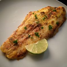 Baked Basa Fillets ... this delicious recipe works well with Chilean Bass, also - Chef Carroll