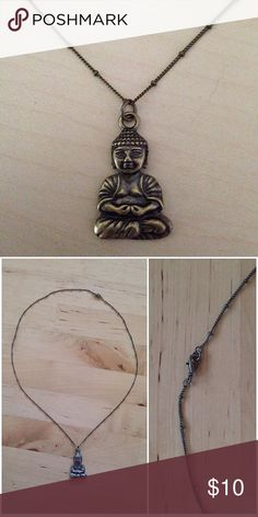 Buddha Charm Necklace Buddha Charm Necklace Chain Length: Charm Length: Bronze colored Never Worn Handmade Jewelry Necklaces Buddha Jewelry, Necklace Chain Lengths, Cat Friendly Home, Handmade Jewelry, Jewelry Necklaces, Bronze, Charmed, Free Cat, Pendant Necklace