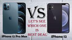 Apple iPhone 12 Pro Max VS Apple iPhone 12 specs comparison Mobile Phone Comparison, Specs, Nintendo Switch, Apple Iphone