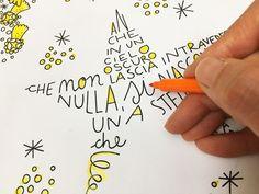 Casella 18 del Bura-Calendario dell'Avvento. Siamo sempre più vicini a Natale e la Stella ci ha portato alla scoperta dei nostri sogni, desideri, ci ha aiutato ad avere pensieri gentili e spu…