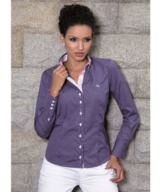Camisa Feminina Principessa Andrea - Outlet