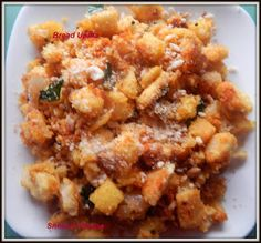 Bread Upma - Quick and Easy Snack / Breakfast ~ Sneha's Recipe