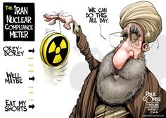 Iran Political Cartoons - US News