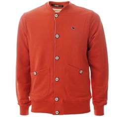 WEEKEND OFFENDER - JONES JUNIOR SWEAT POMEGRANITE (14319)