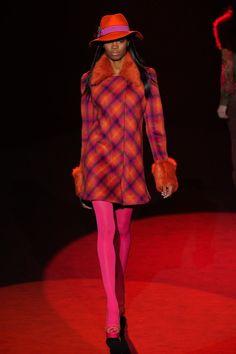 Betsey Johnson Fall 2012 - NYFW