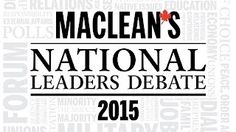 Four Debates Available for viewing.  I recommend the Maclean's and the Munk Debates.