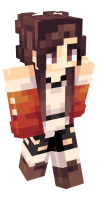 Check out our list of the best Girl Minecraft skins. Lyna Youtube, Capas Minecraft, Skins Minecraft, Jenga, Check