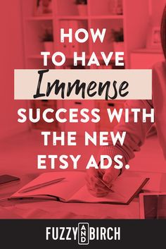 New Etsy ads are awesome - check this out and learn how to make them work for you to scale your Etsy shop! I've tried the new Etsy ads for my own shop and am sharing all my shortcuts with you so you can slide straight to Etsy success! #sellonetsy #onlineboutique #etsyads Starting An Etsy Business, Etsy Seo, Sales Strategy, Work From Home Tips, Inbound Marketing, Organising, Selling Online, Sell On Etsy, Business Tips