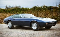 Gooding & Co. - 1970 Maserati Ghibli