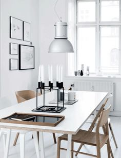 Vesterbro home of an architect - via cocolapinedesign.com