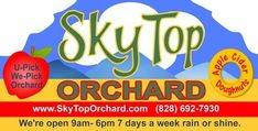 Sky Top Orchard   Favorite Recipes   Apple Streusel Muffins, Cheese Bread, Apple and Parmesan Salad and More Day Trips For Kids, Apple Snacks, Bryson City, Nc Mountains, Flat Rock, Fruit Stands, Asheville Nc, Slushies, Travel With Kids