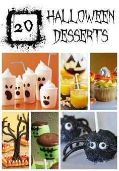 15 Halloween Treats {YUM!} - I Heart Nap Time | I Heart Nap Time - Easy recipes, DIY crafts, Homemaking