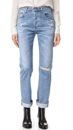 AG The Sloan Vintage Straight Leg Jeans