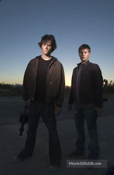 Supernatural - Promo shot of Jensen Ackles & Jared Padalecki
