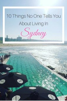 10 Things No One Tells You About Living in Sydney