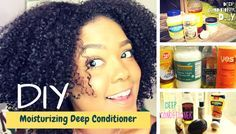 Really great read on what are the best ingredients for DIY moisturizing deep conditioner recipes Relaxed Hair Regimen, Natural Hair Regimen, Natural Hair Styles, Anti Aging, Diy Conditioner, Deep Conditioning, Fall Is Here, Recipe Using, Good Things