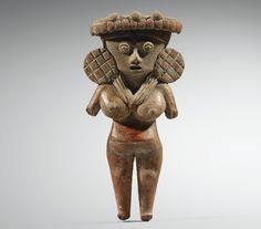 Vénus nue<br>Culture Michoacán<br>Mexique<br>Préclassique récent, 300-100 av. J.-C.  | lot | Sotheby's