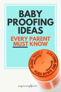 Here is a baby proofing checklist to help you baby proof your house. Includes baby proofing ideas, hacks and product recommendations. Gentle Parenting, Parenting Hacks, Crawling Baby, Baby Checklist, Before Baby, Baby Led Weaning, Baby Development, Interesting Reads, Baby Safe