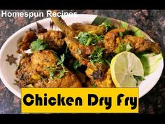 Indian Recipes : Easy Chicken recipe anyone can cook...