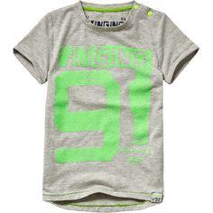 Vingino® Mini boys T-shirt Hiddo Grey Mele