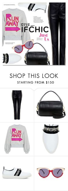 """""""IFCHIC.COM SUMMER SALE"""" by monica-dick ❤ liked on Polyvore featuring N°21, 10 Crosby Derek Lam, Karen Walker, Mother of Pearl, Preen, summersale and ifchic"""