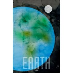 The Planet Earth - Michael Tompsett Art Prints - Outer Space