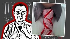 How to Tie the Floating Spiral Necktie Knot