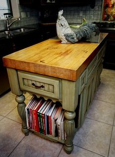 kitchen diy idea - if only my kitchen was larger!