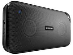 Caixa de Som Bluetooth Portátil Philips - BT3500B/00 10W com as melhores condições você encontra no Magazine Pvictorc. Confira!