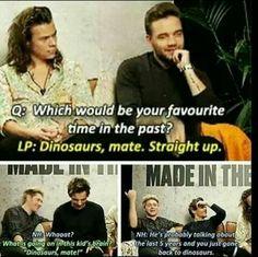 Hahaha Liam