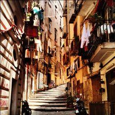 Naples, my favorite