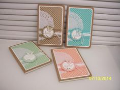 Kraft Journal Gifts by D. Daisy - Cards and Paper Crafts at Splitcoaststampers