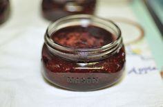 Strawberry Vanilla Jam--next canning project.