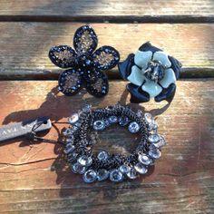 Gunmetal Jewels Bundle  - $31