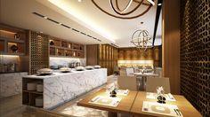 DoubleTree by Hilton Hotel Ningbo - Chunxiao, CN - Executive Lounge Buffet